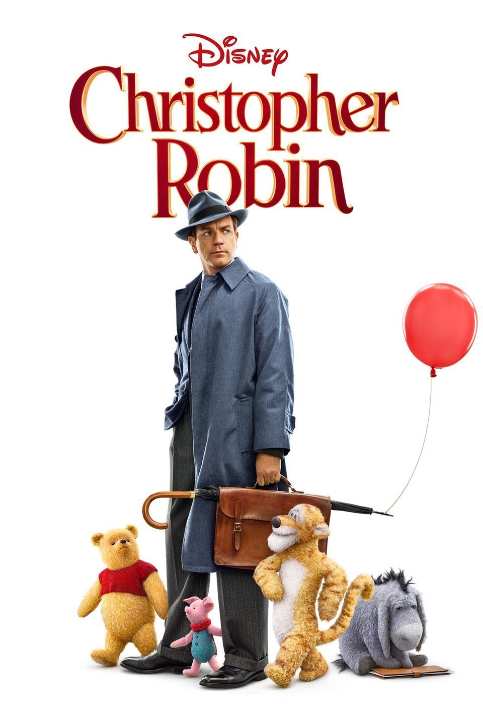 Family Movie: Christopher Robin (PG)