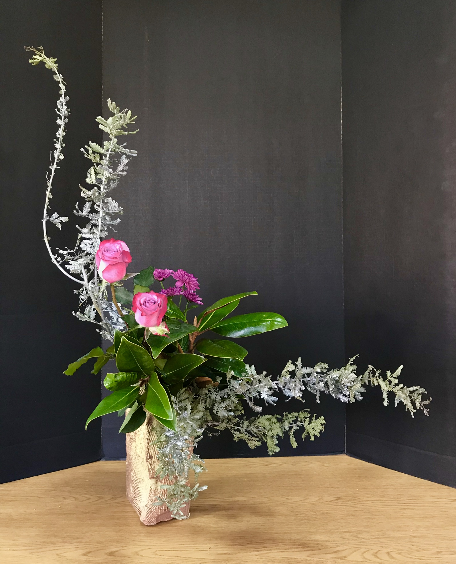 Ikebana Flower Arrangement Class