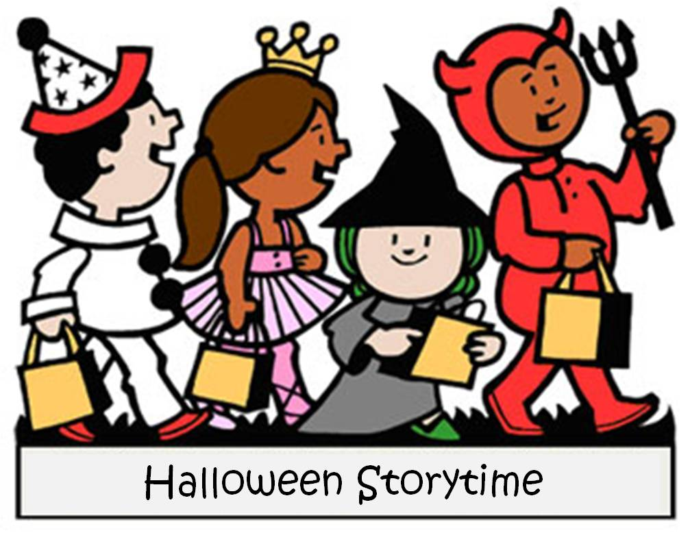 Halloween Storytime and Parade