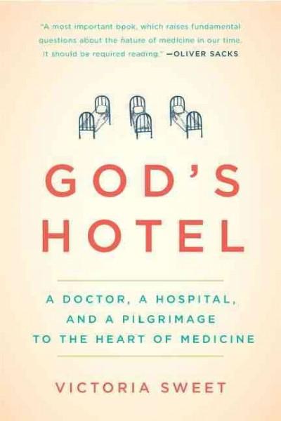 Non-Fiction Book Club: God's Hotel