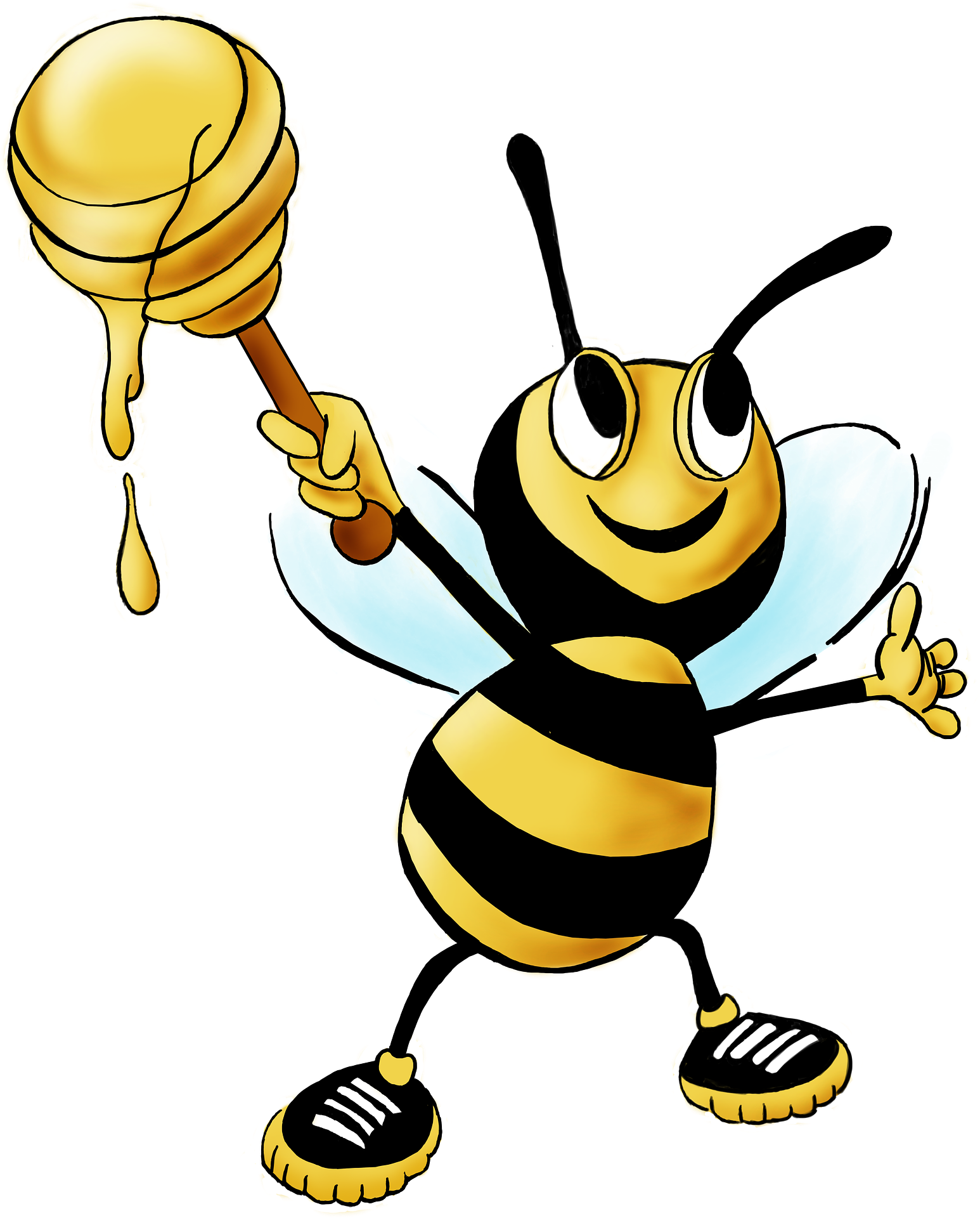 Learn About Honey & Honeybees