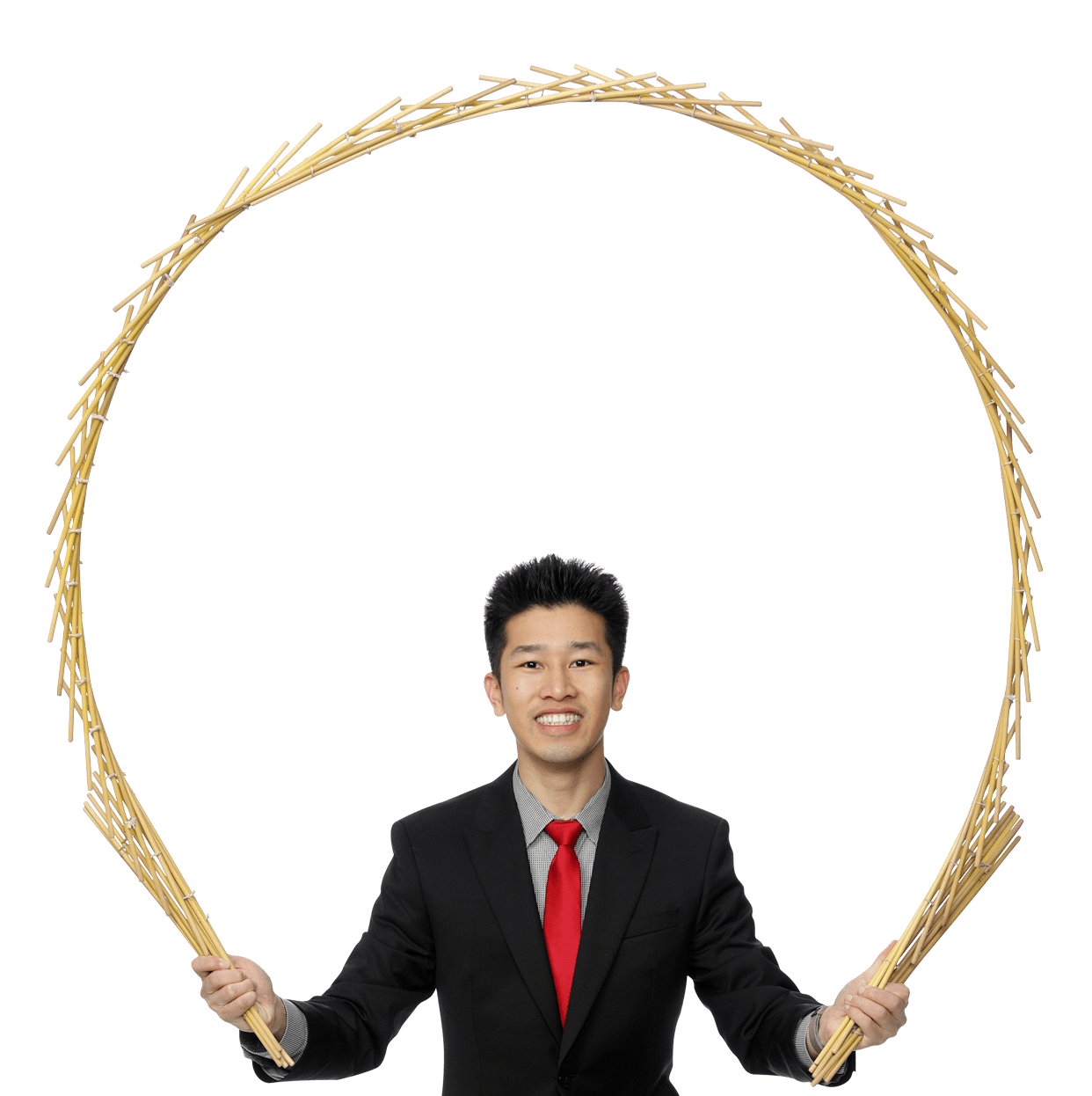 Magician Perry Yan