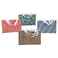 Adult Craft: Color a mini tote bag