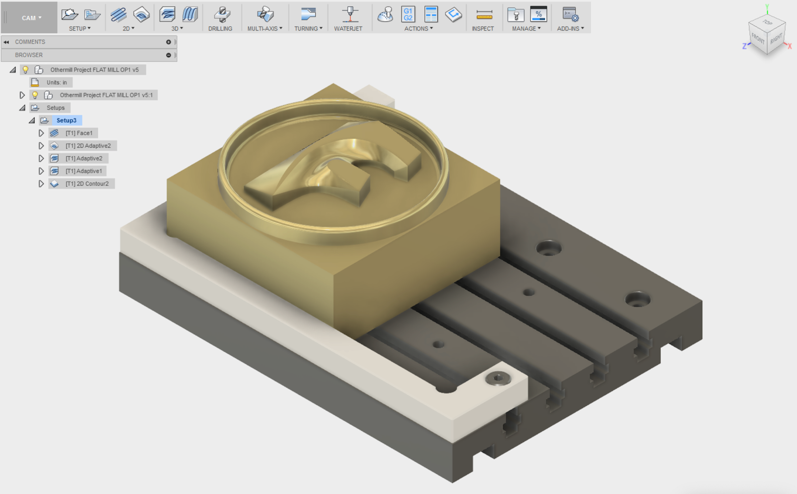 Archimedes Week 2—Introduction to 3D Design Using Fusion 360