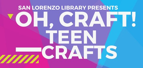 Oh, Craft! Bad Art Day for Teens