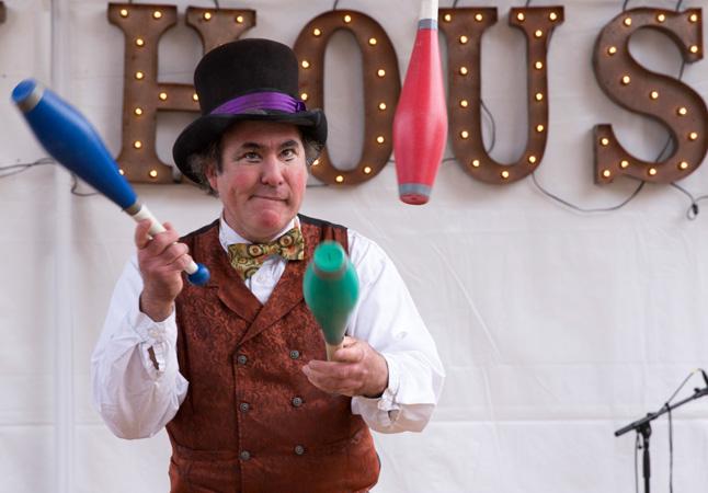 Boswick's Reading Circus
