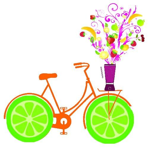 Smoothie Bike Fun!