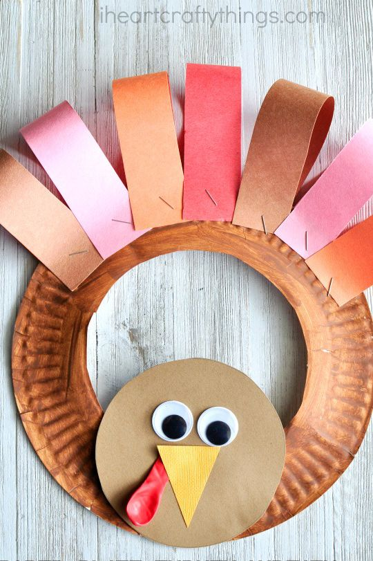 Fall Crafts for Children ages 5-12
