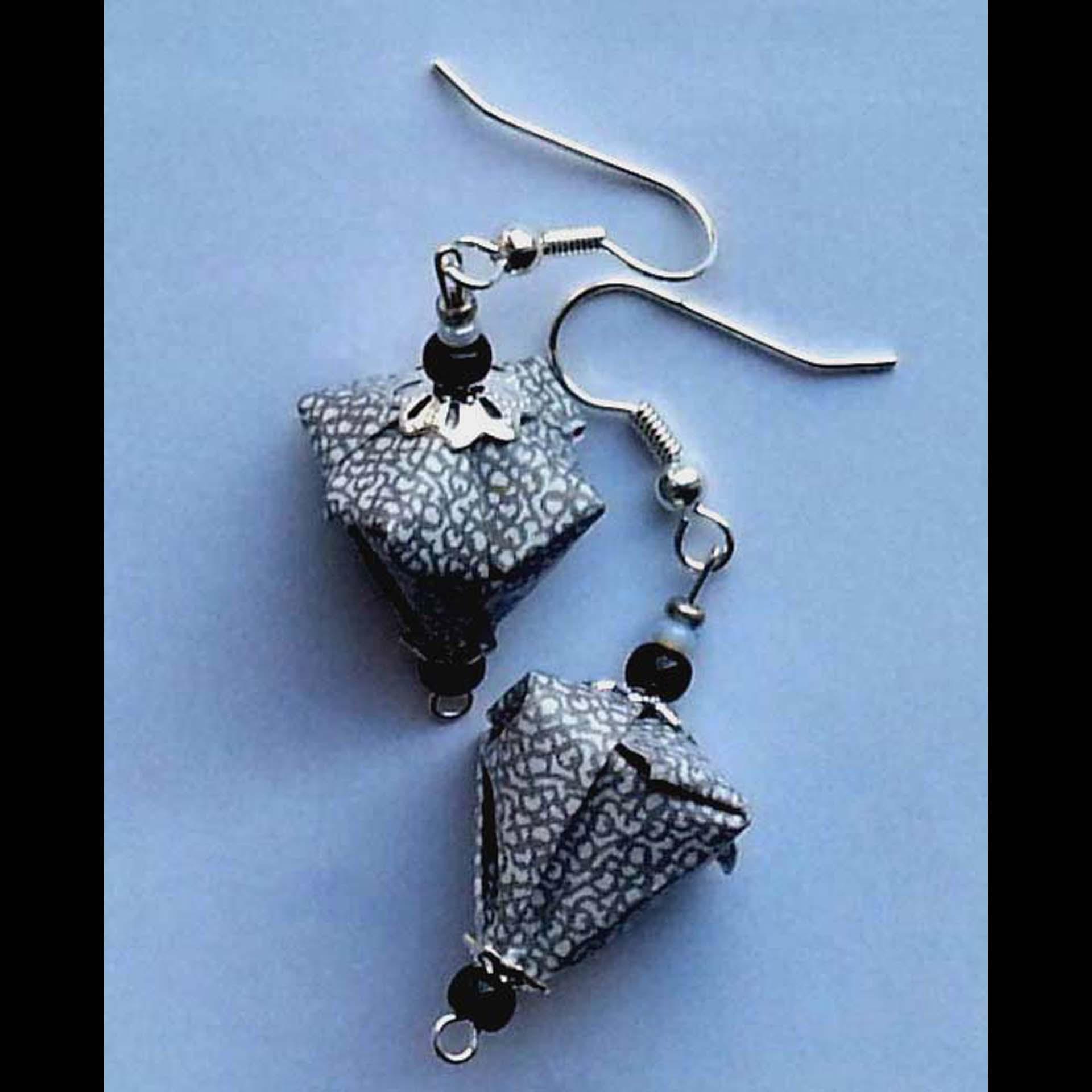 Origami Earring Workshop