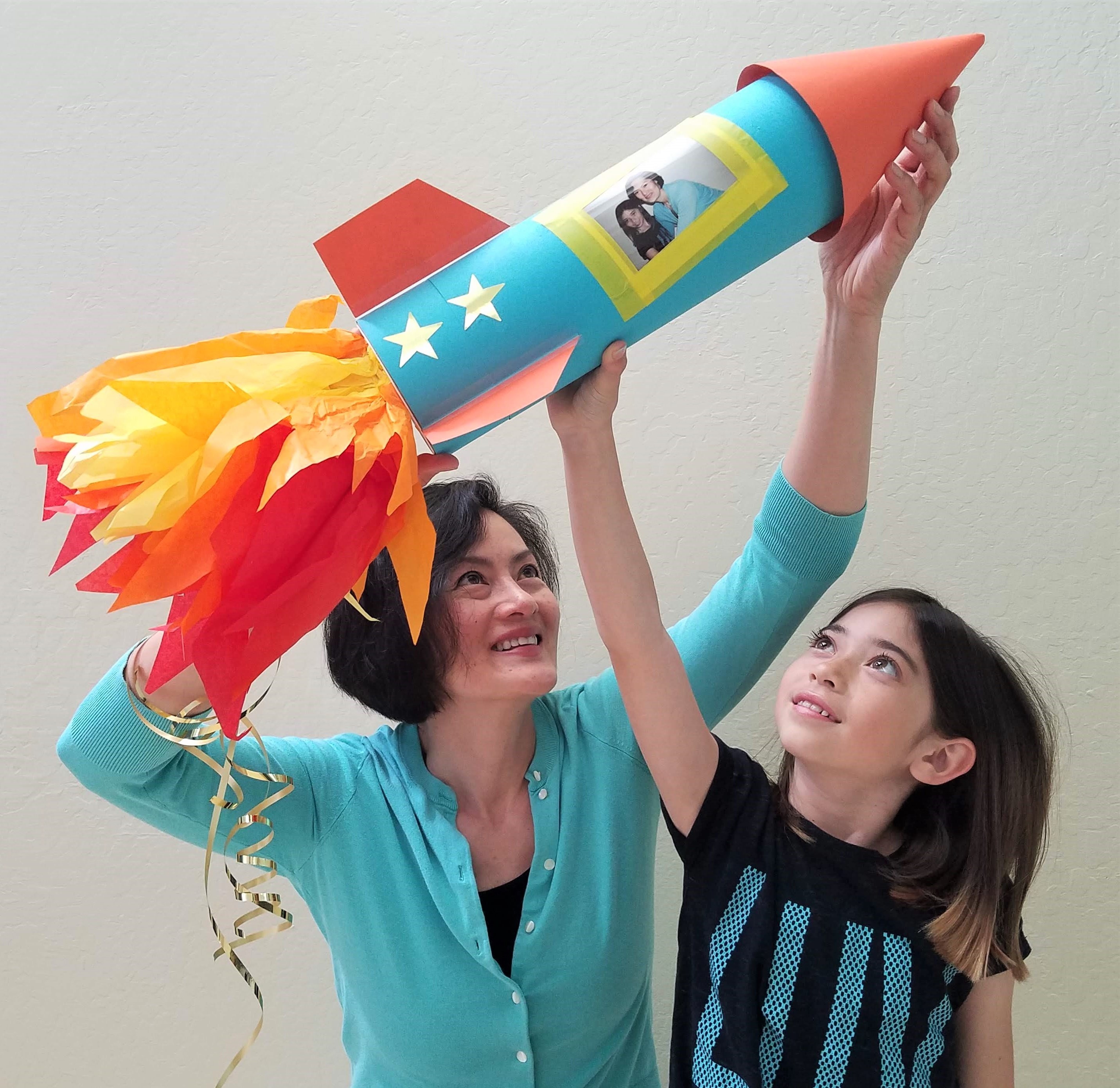 Family Art Workshop: Make a Family Spaceship!
