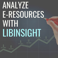 Using LibInsight to Analyze E-Resources