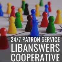 24/7 Chat - Join the LibAnswers Community