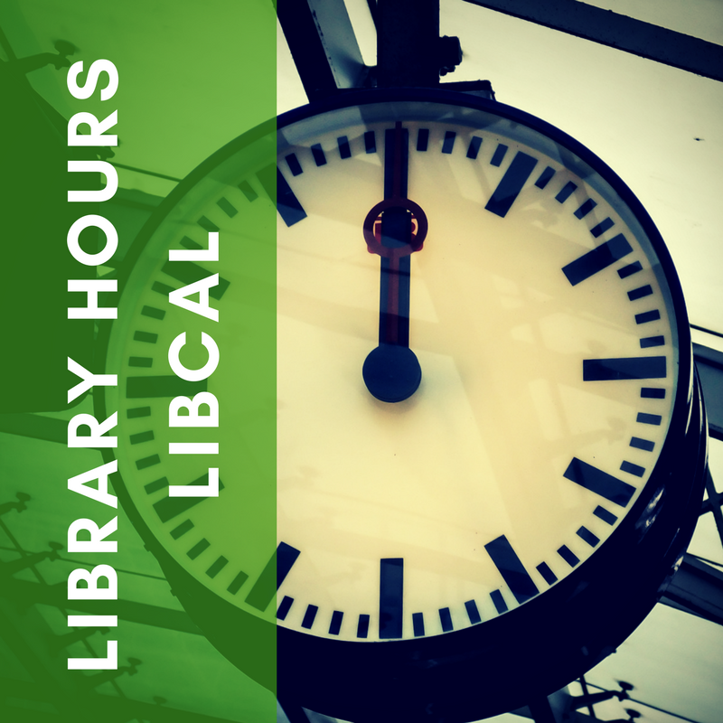 Semester Prep: Setting Up Hours in LibCal