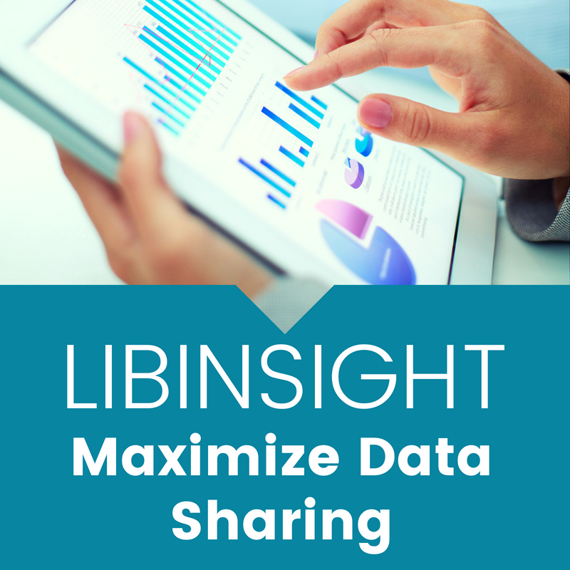 LibInsight: Empower Staff to Make Data-Driven Decisions