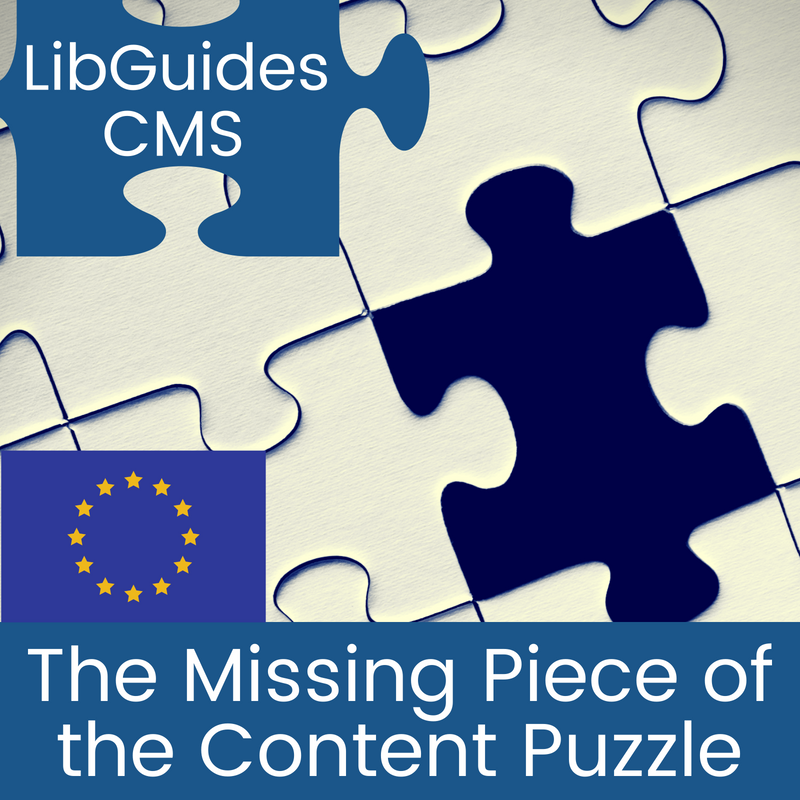 (EU-Optimized Time) What You Didn't Know You Could Do... with LibGuides CMS
