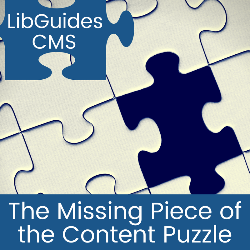 What You Didn't Know You Could Do... with LibGuides CMS