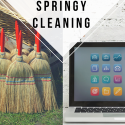 Springy Cleaning: LibGuides System Clean Up