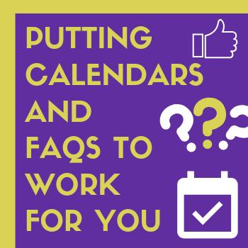 Using LibCal & LibAnswers to Create/Plan Content Calendars