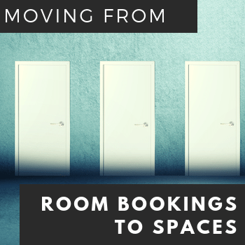 Training Tidbits: Moving from Room Bookings to Spaces in LibCal