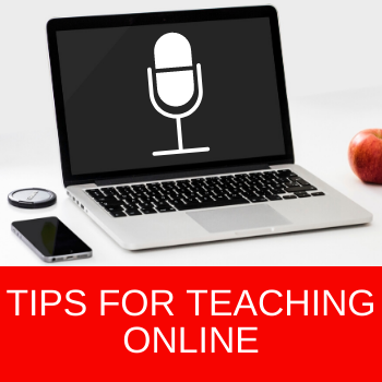 Teaching Online: Webinar Tips from the Springys