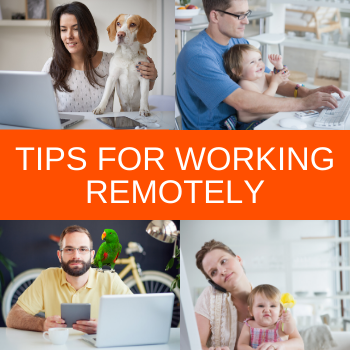 How to Make it Work - Remote Working Tips