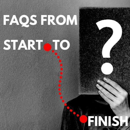 Build FAQs From Start to Finish