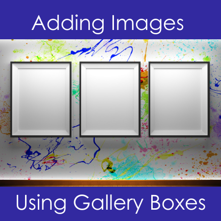 Images & Gallery Boxes in LibGuides