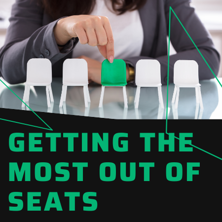 Getting the most out of LibCal Seats