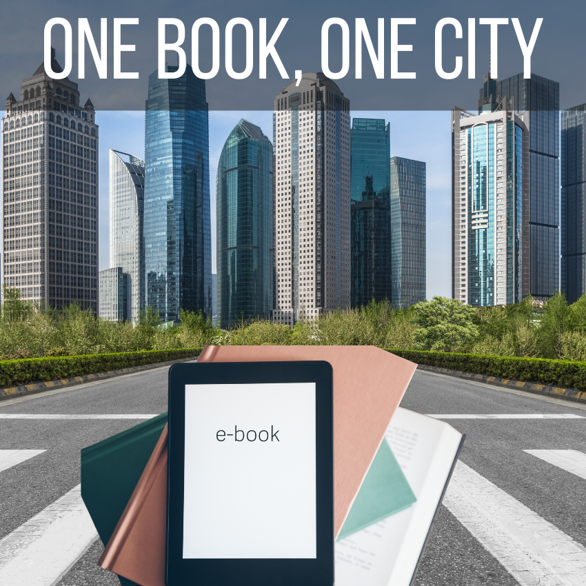 Build-a-LibGuide: One Book, One City