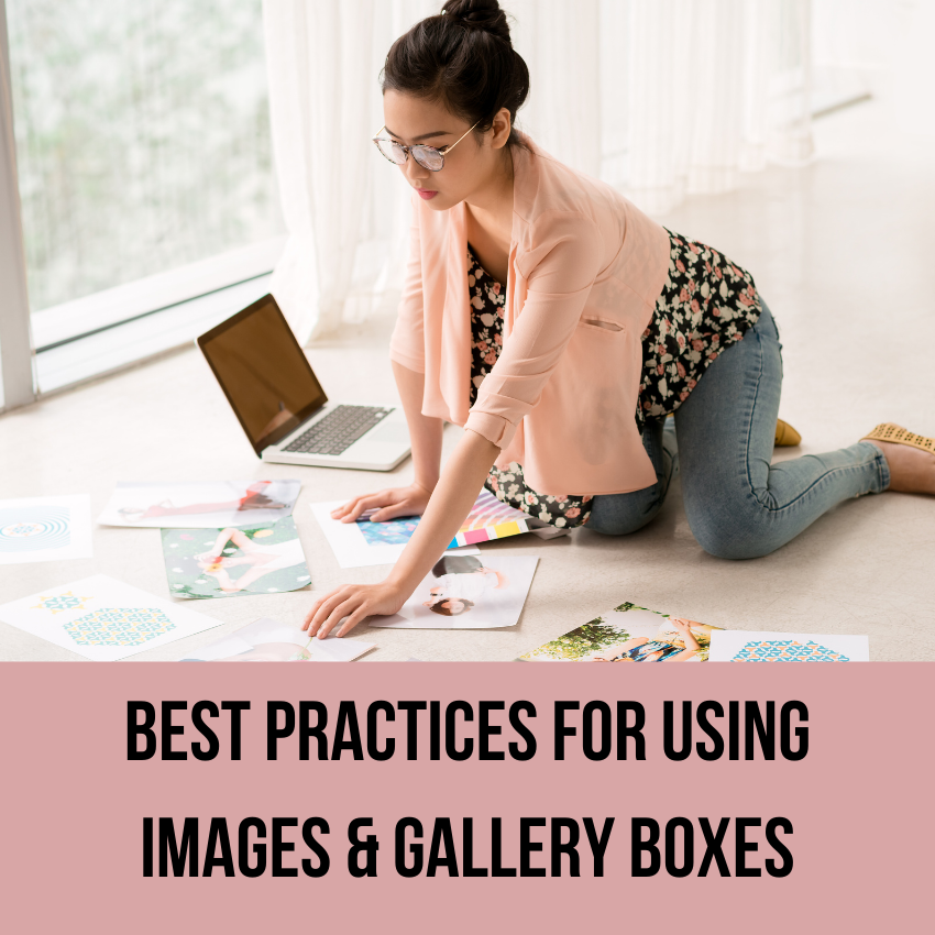 Best Practices for Images & Gallery Boxes in LibGuides