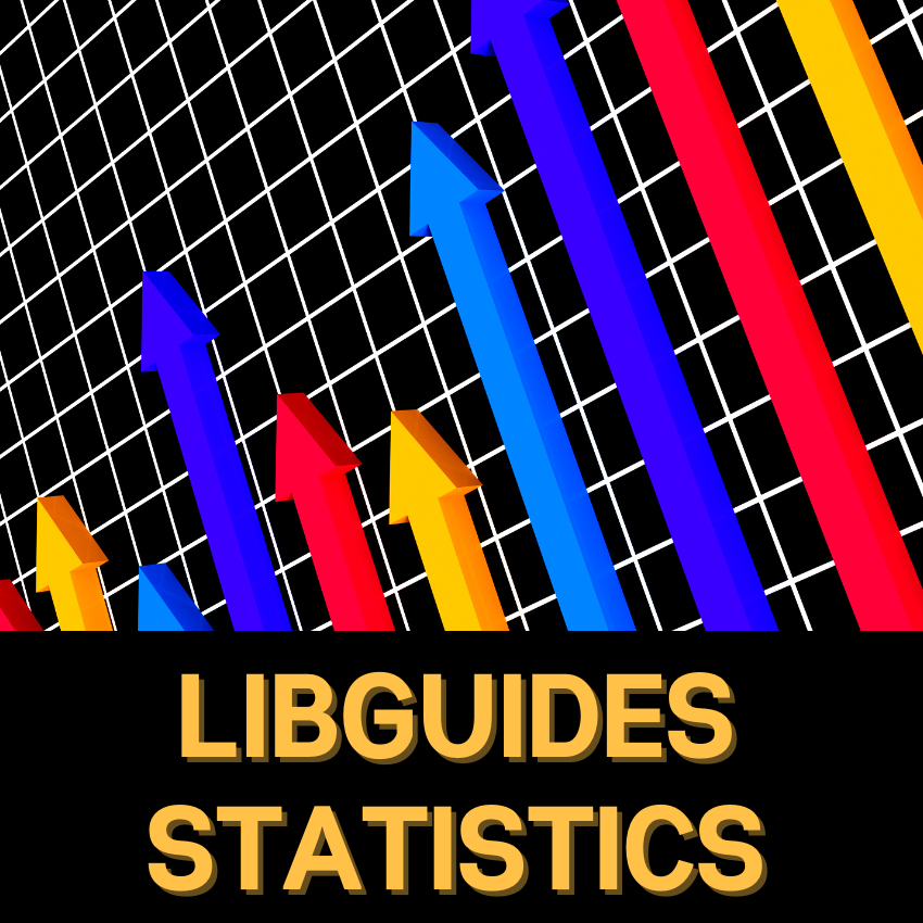 LibGuides Statistics