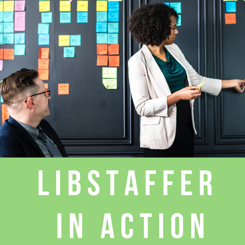 LibStaffer Scheduling in Action