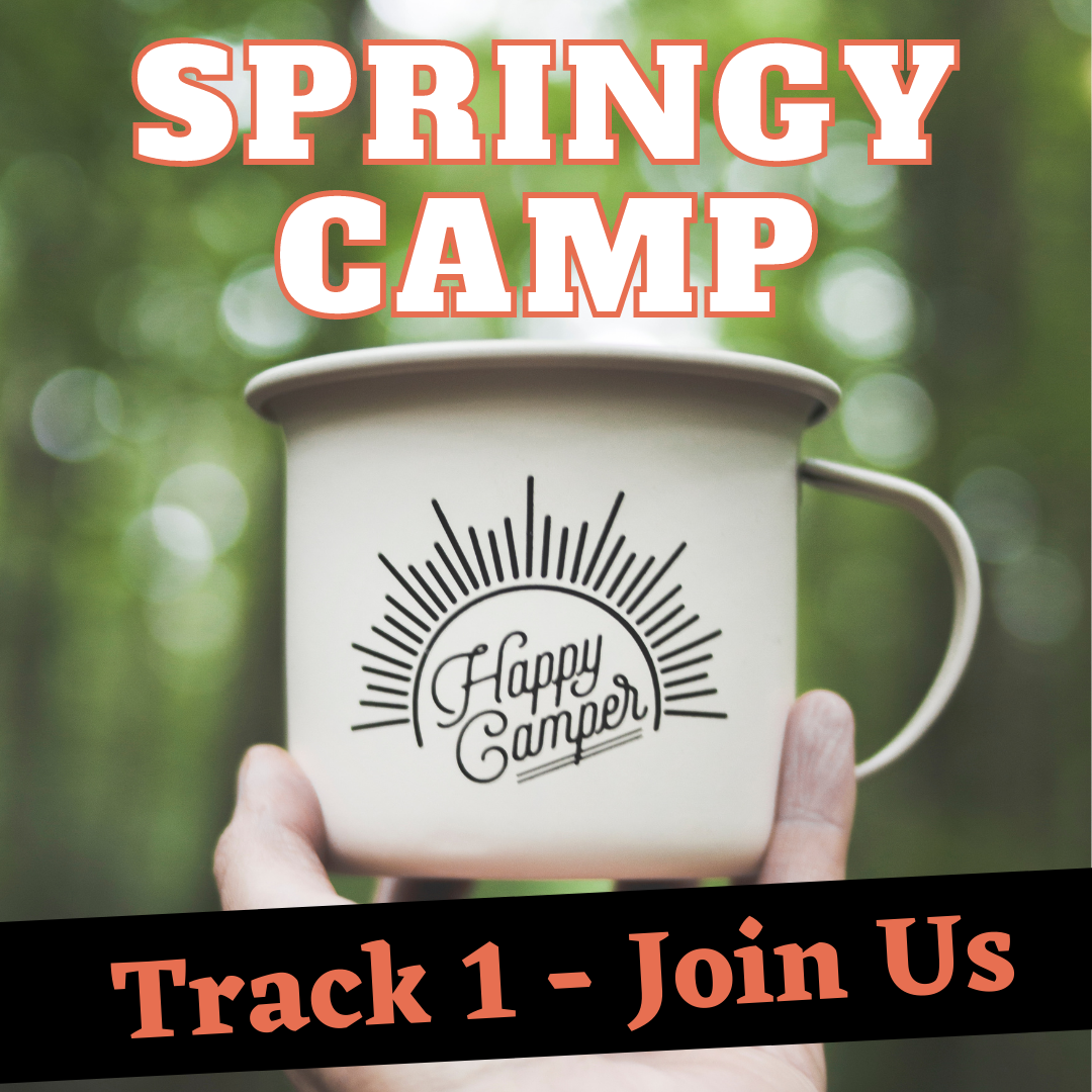 SpringyCamp Track 1 - Engaging Communities with Springshare Tools