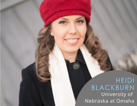Women in STEM in Higher Education: An ALA Carnegie-Whitney Grant Project (Heidi Blackburn, University of Nebraska at Omaha)