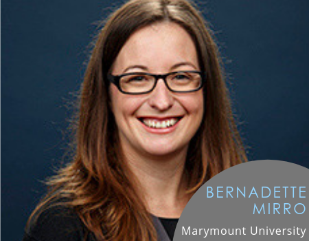 A Tale of Data: how our stats have improved 2 years after integrating LibGuides into our LMS (Bernadette Mirro, Marymount University