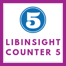 LibInsight - COUNTER 5 (Streamed Live on Facebook)