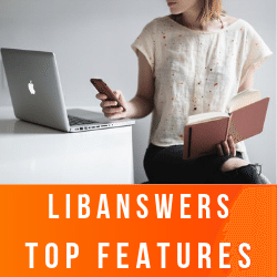 Answer Patron Questions with LibAnswers