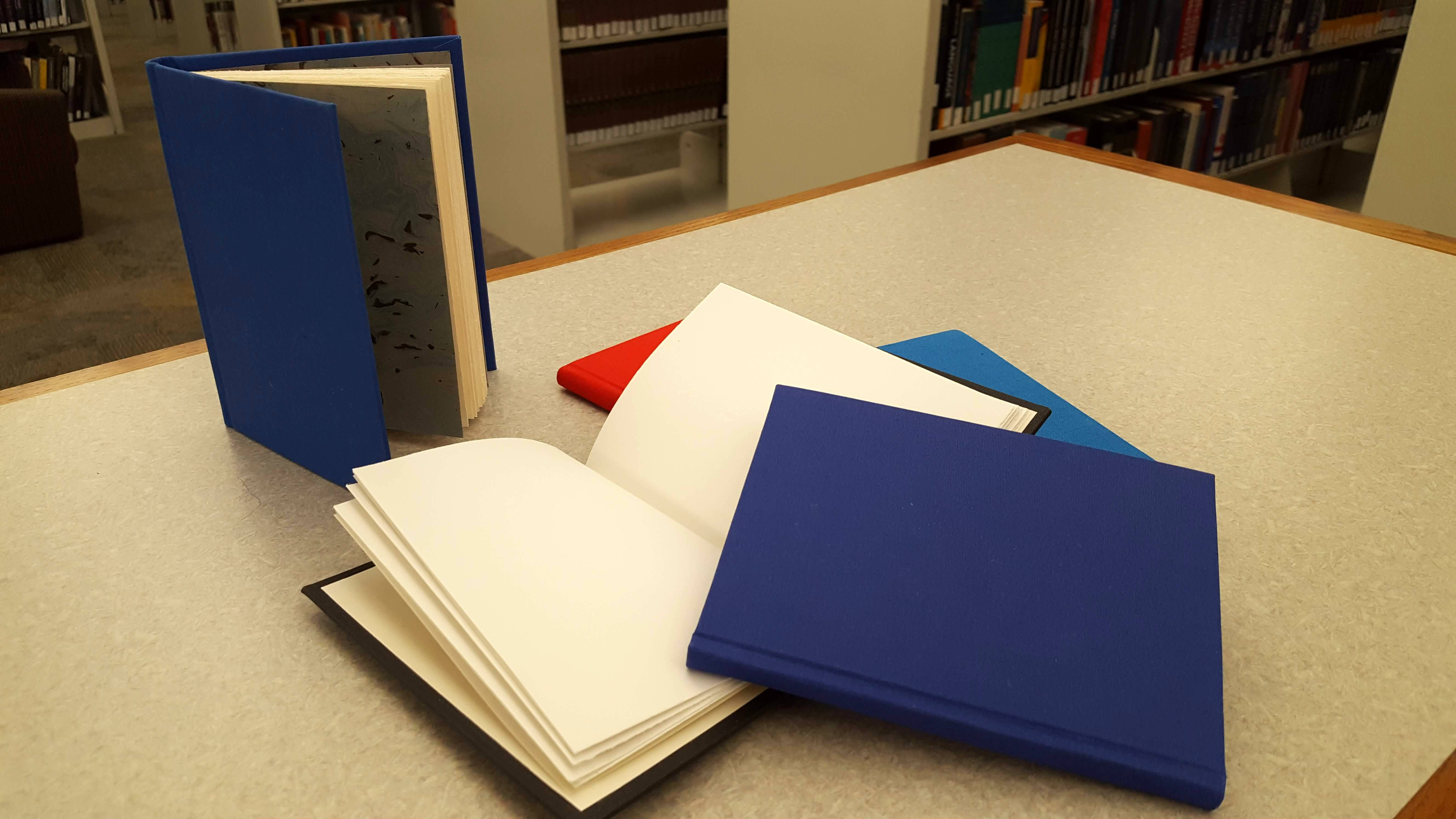 Defense Against the Book Arts: Bookbinding for Beginners