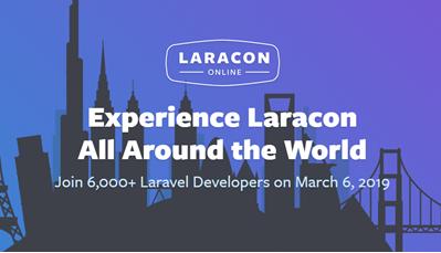 Laracon Viewing Party: CIT & CS Majors