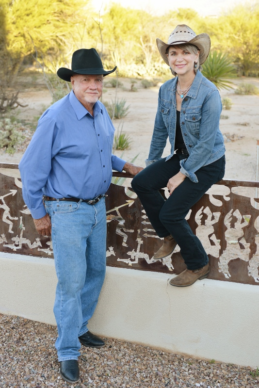 Arizona Author Series: Alan Day & Lynn Wiese Sneyd
