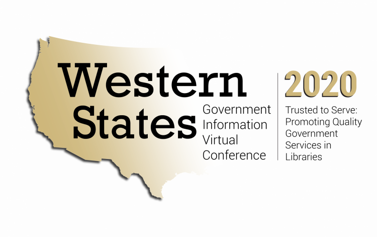 Western States Government Information Virtual Conference