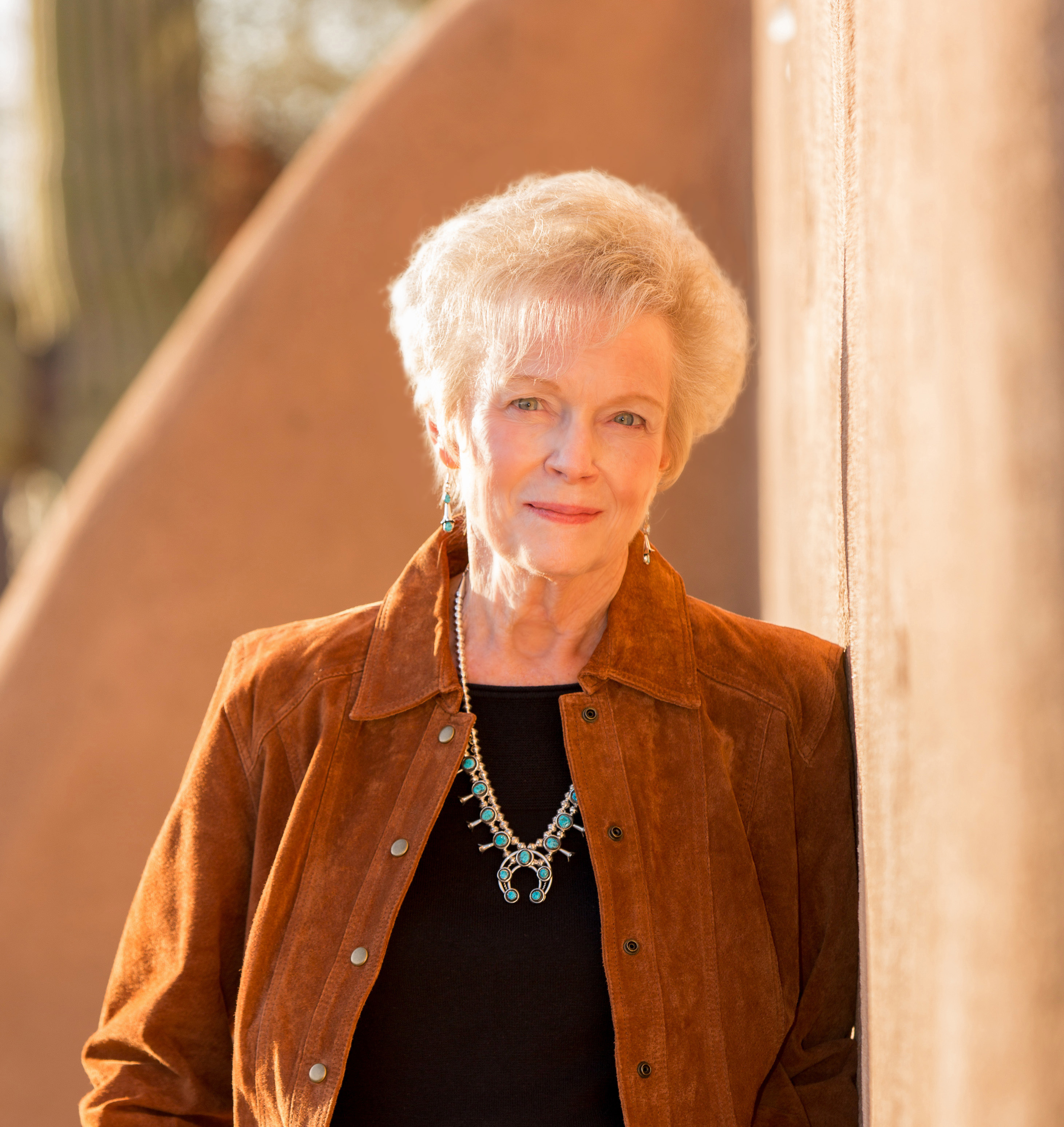 """2020 Arizona Author Series: Jan Cleere """"Nevertheless She Persisted! Women Who Made a Difference on the Arizona Frontier"""""""