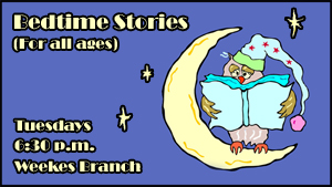 CANCELED: Bedtime Stories