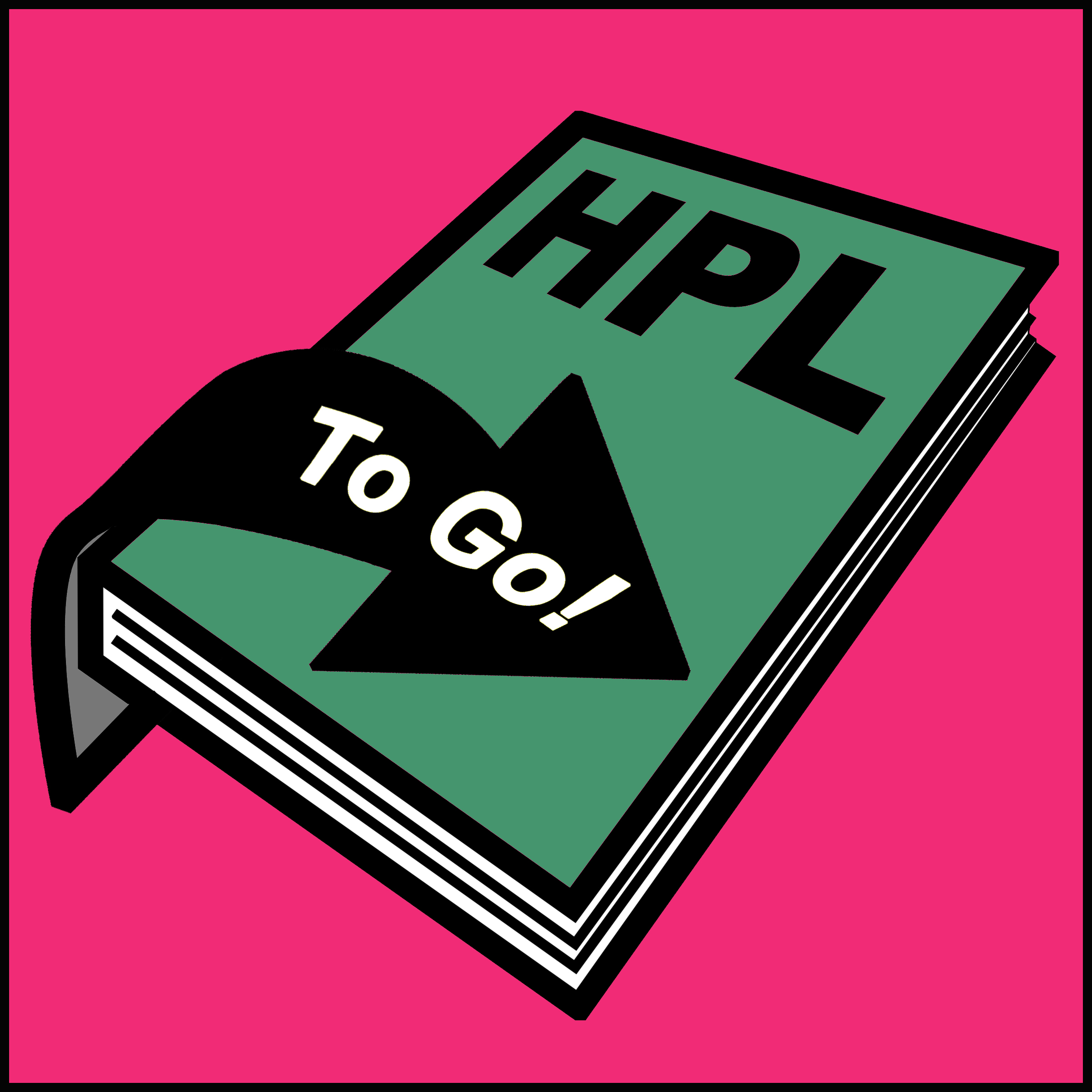 HPL to Go: Curbside Pickup at the Downtown Library