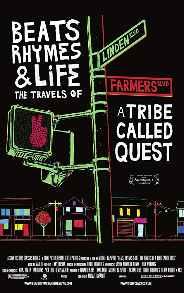 All-Access Pass: Beats, Rhymes & Life: The Travels of A Tribe Called Quest