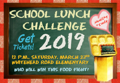 2019 School Lunch Challenge
