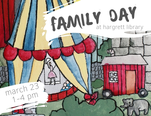 Family Day @ Hargrett Library