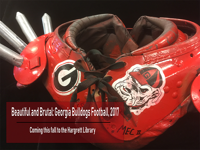 Tour: Beautiful and Brutal: Georgia Bulldog Football, 2017