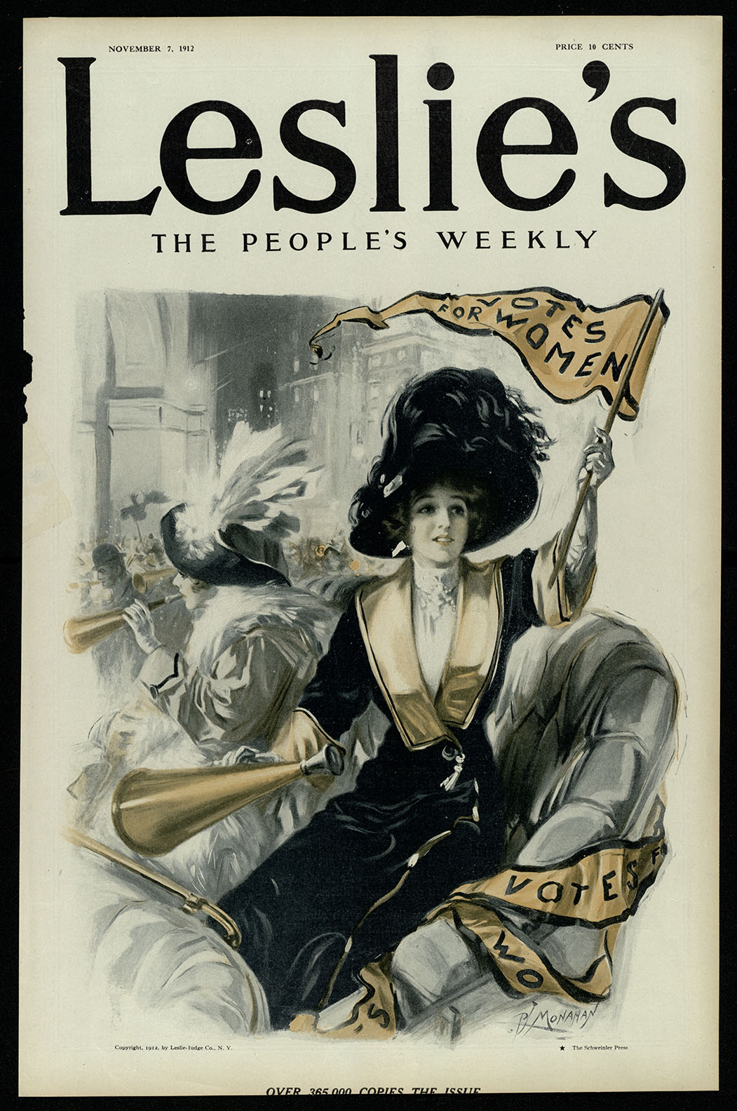 Virtual Tour: The Strategies of Suffrage