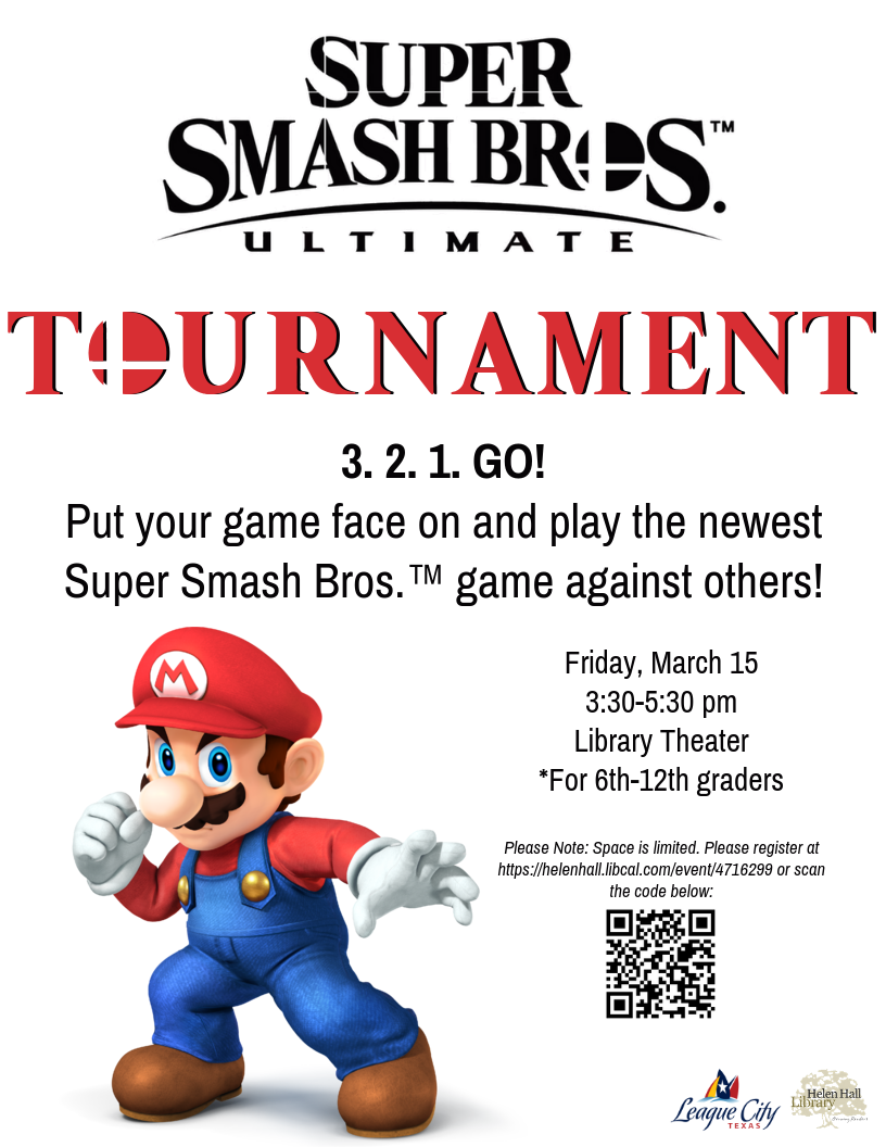 Super Smash Bros.™ Ultimate Tournament